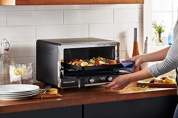 KitchenAid Toaster Oven, Large Review