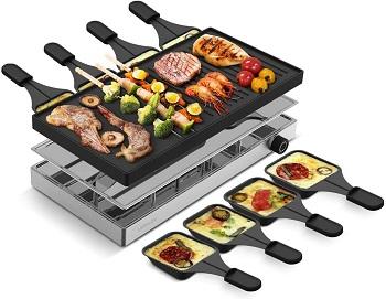 LaraLov Electric Grill-Griddle