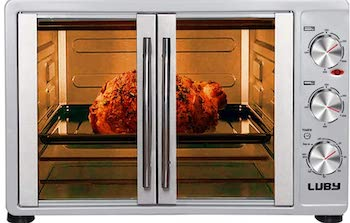 Luby French Door Toaster Oven Review