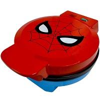 Marvel Spiderman Waffle Maker Rundown
