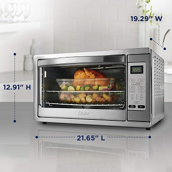 Oster Digital Countertop Toaster Oven