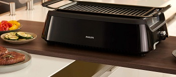 Philips Kitchen HD6371-94 Grill