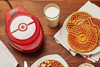 Pokemon Poke Ball Waffle Maker Review