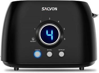 Sacvon 2-Slice Stylish toaster