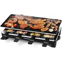 Techwood Raclette Table Grill Rundown