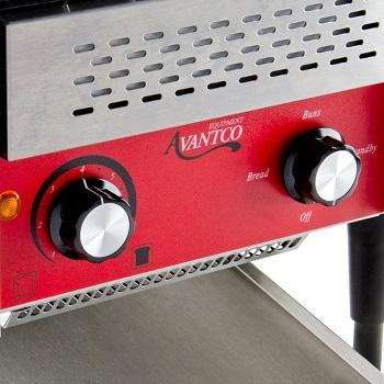 Avantco Conveyor T140 Bun Toaster Review