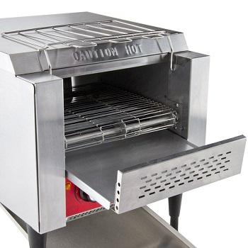 Avantco Conveyor T140 Bun Toaster