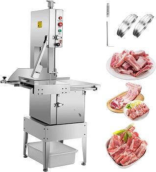 BEST BUTCHER SAW MACHINE: Vevor Bone Meat Slicer