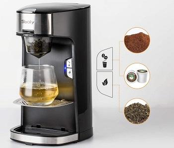 BEST CHEAP 3IN1 Sboly Coffee Maker