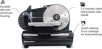 BEST CHEAP CHEESE AND MEAT SLICER
