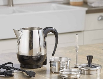 BEST ELECTRIC 4 CUP Coffee Percolator