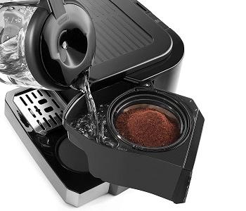 BEST ESPRESSO 2IN1 De'Longhi COM532M Coffee Maker