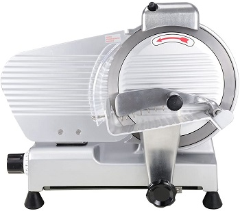 BEST FOR CHICKEN: Yescom Automatic Meat Slicer