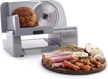 BEST FOR PORK: Chef's Choice 609A Home Deli Slicer