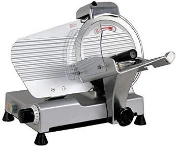 BEST FOR PORK: Zeny D1-1198A Commercial Meat Slicer
