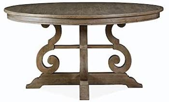 BEST OF BEST 12-PERSON ROUND Magnussen Tinley Park Dining Table