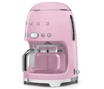 BEST OF BEST 1950s Smeg 50's Pink Coffee Maker