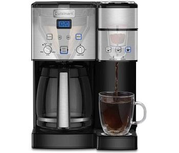 BEST OF BEST 2IN1 Cuisinart SS-15P1 Coffee Maker