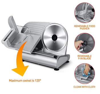 BEST OF BEST CHEESE AND MEAT SLICER