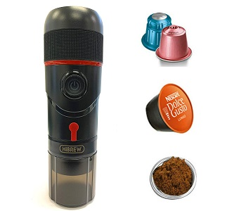 BEST OF BEST FOR TRUCKERS Hibrew 12 Volt Coffee Maker