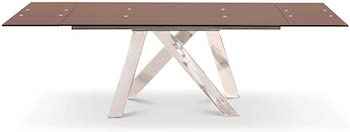 BEST OF BEST MODERN 10-SEATER Zuri Furniture Cruz Dining Table