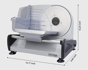 BEST OF BEST: Ostba SL518-1 Home Deli Slicer