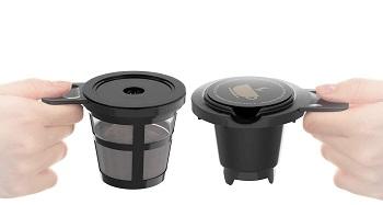 BEST SINGLE CUP Sboly Single Serve Coffee Maker