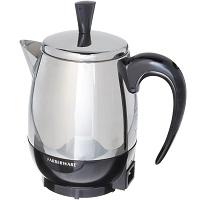 BEST STAINLESS STEEL 4 CUP Coffee Percolator Rundown