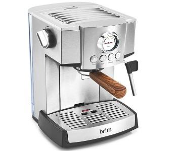 BEST STAINLESS STEEL Brim 15 Bar Espresso Machine