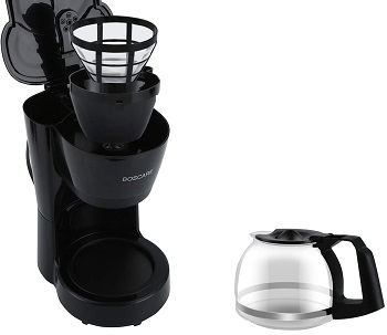 BEST TRAVEL 4 CUP Drip Coffee Maker