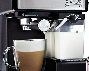 BEST WITH FROTHER Mr. Coffee 15 Bar Espresso Machine
