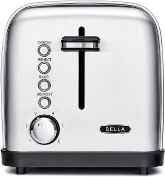 Bella Classics 2-Slice Toaster
