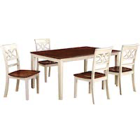 Best 4-Seat 1940s Dining Table And Chairs Rundown