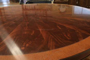 Best Big 12-person Round Dining Table