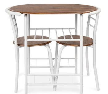 Best Breakfast Two-Chair Kitchen Table