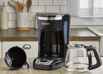 Best Cheap 12-Cup Programmable Black+Decker Coffee Maker