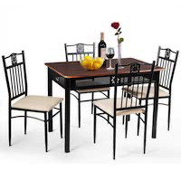 Best Cheap 1940s Dining Table And Chairs Rundown