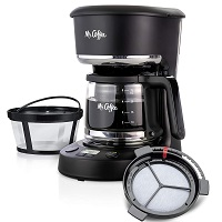 Best Cheap 5 Cup Coffee Maker With Auto Shut Off Rundown