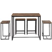 Best CheapHigh Top Dining Table Set For 4 Rundown