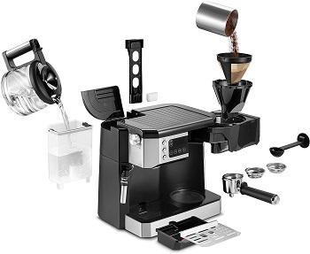 Best Espresso 2 In 1 Coffee Maker