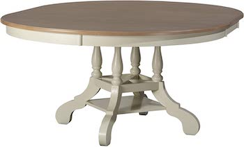Best Farmhouse 12-person Round Dining Table