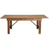 Best Folding 10-Person Farmhouse Table Rundown