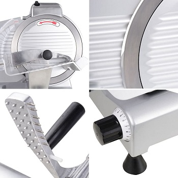 Best For Chicken Automatic Meat Slicer
