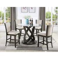 Best ModernHigh Top Dining Table Set For 4 Rundown