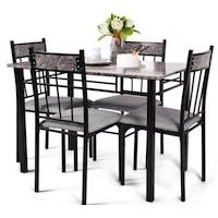 Best Modern Marble Dining Table Set For 4 Rundown