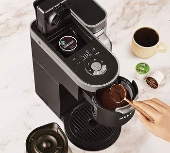 Best Of Best 12 Cup Keurig K-Duo Plus Thermal Coffee Maker