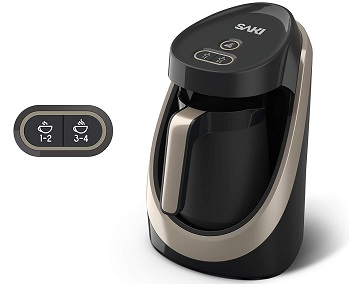 Best Of Best 4 Cup Stainless Steel Coffee Maker