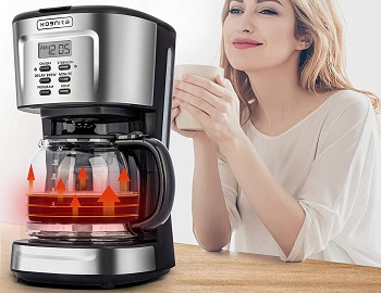Best Of Best 5 Cup Coffee Maker With Auto Shut Off
