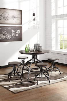 Best Of Best High Top Dining Table Set For 4