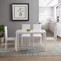 Best Of Best Marble Dining Table Set For 4 Rundown